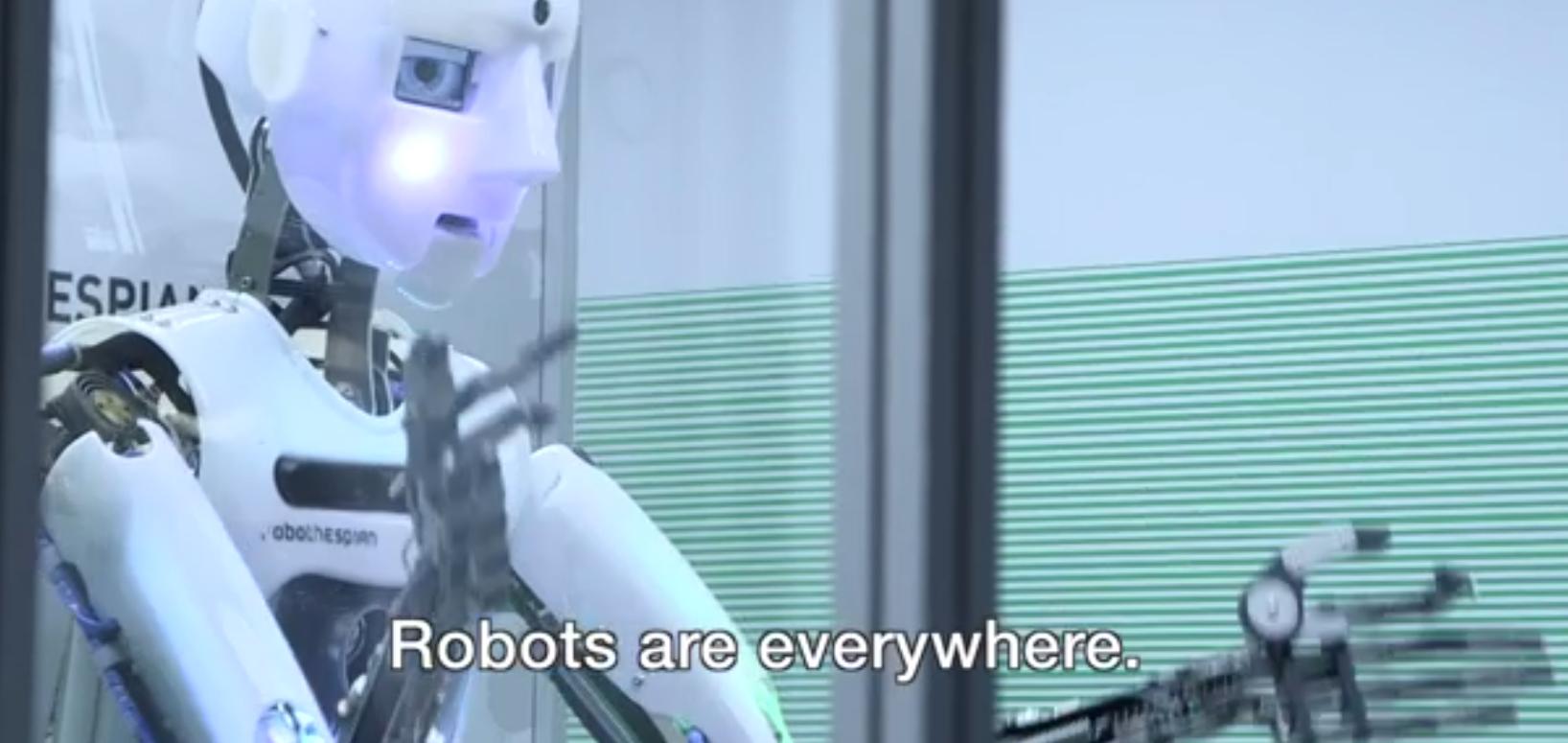 Vijf robots die de wereld gaan veranderen