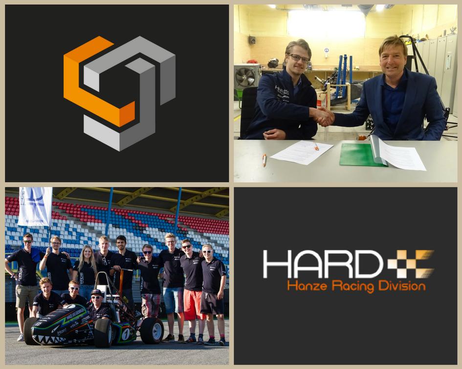 Hanze Racing Division (HARD) sponsoring