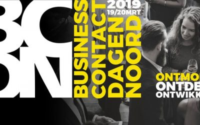 Business contact dagen noord 2019