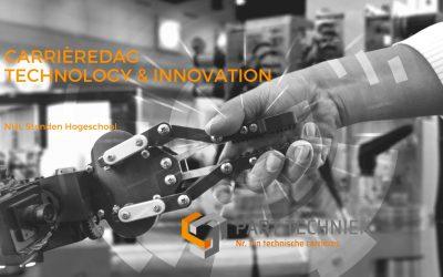 Carrièredag Technology & Innovation
