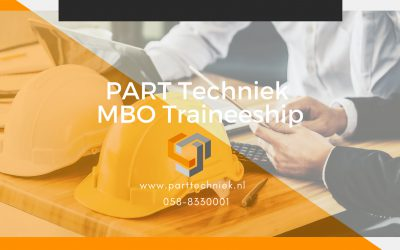 Part Techniek MBO Traineeship – Friesland