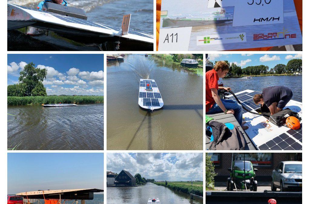 Solar Sport One Race – Purmerend Spectrum Solarteam