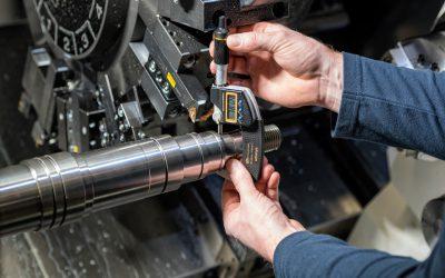 CNC Machinesteller –