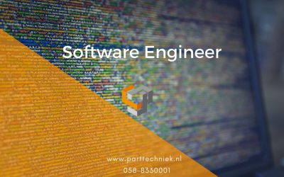 (Junior) Software Engineer Machinebouw